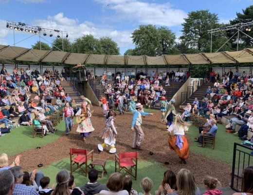 Review | The Borrowers at Grosvenor Park Open Air Theatre, Chester with The Storyhouse