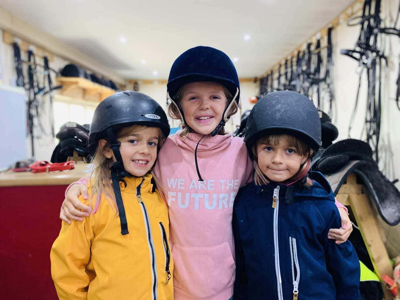 Horse Riding Lessons at Wirral Riding Centre