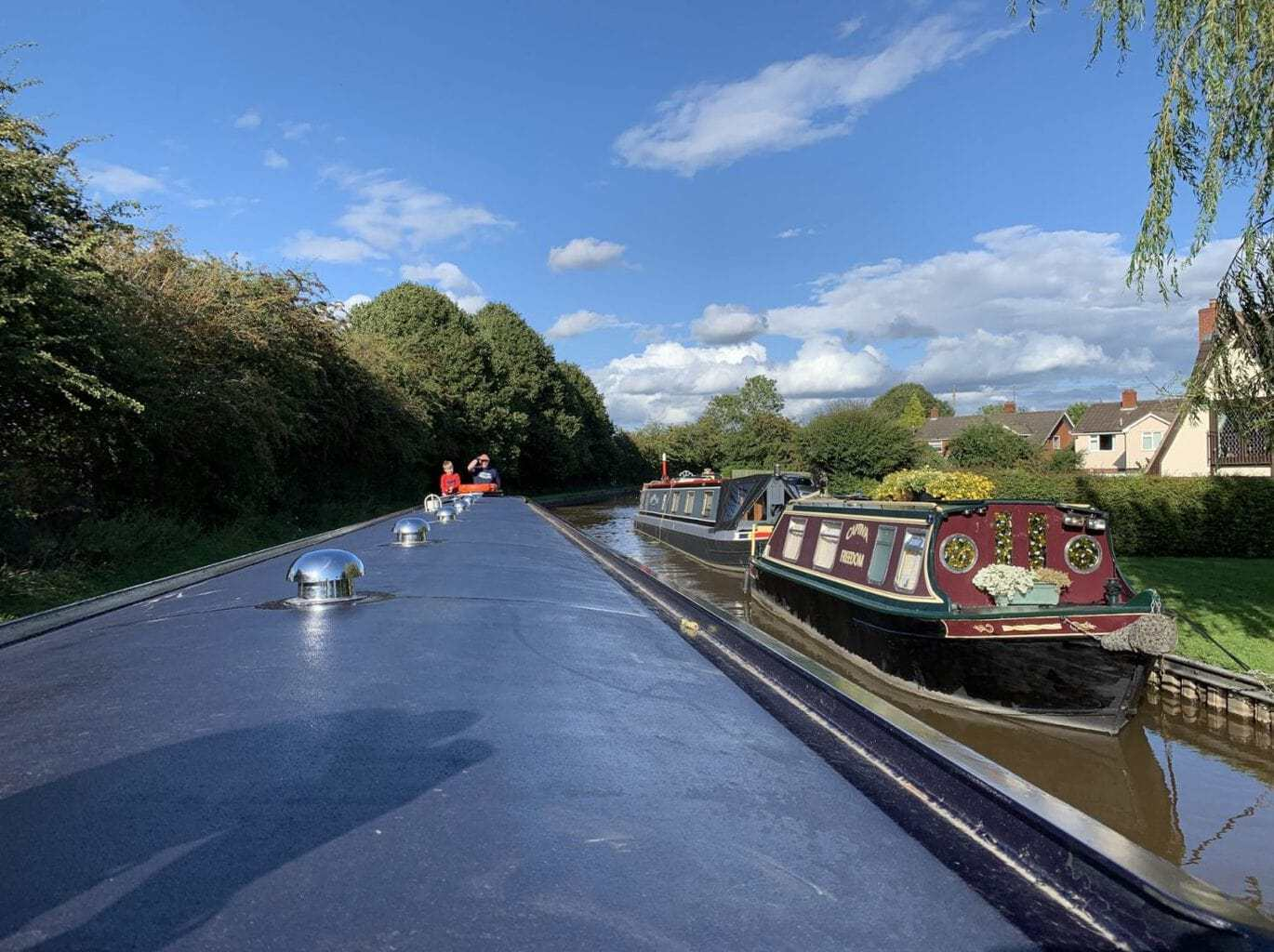 First Time on a Narrowboat with Kids