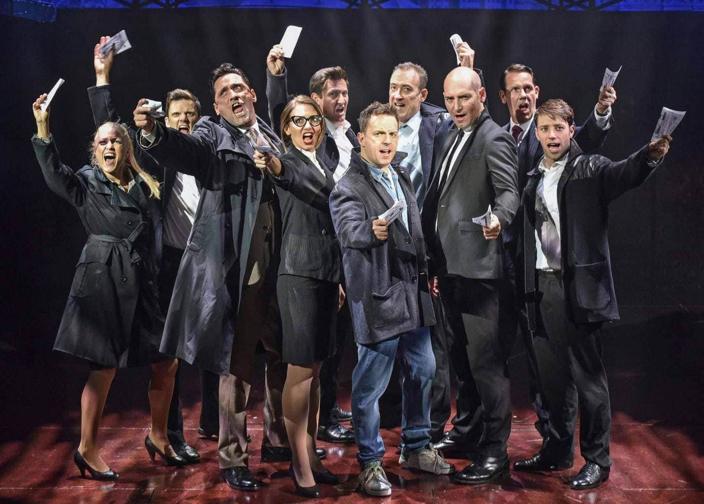 Review   Blood Brothers at Liverpool Empire