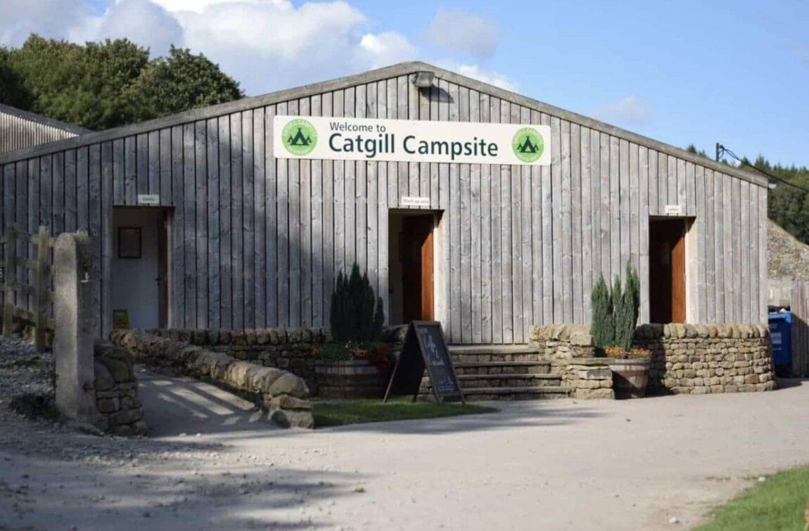 CATGILL FARM CAMPSITE, BOLTON ABBEY – REVIEW