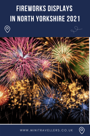 Fireworks Displays in North Yorkshire 2021
