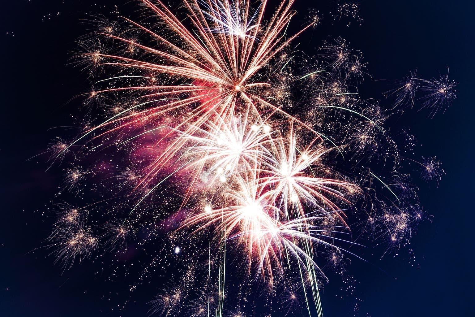 Fireworks Displays in North Yorkshire