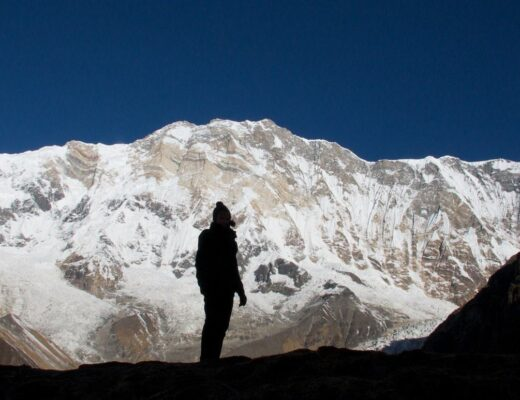 Trekking to Annapurna Base Camp - Our Honeymoon