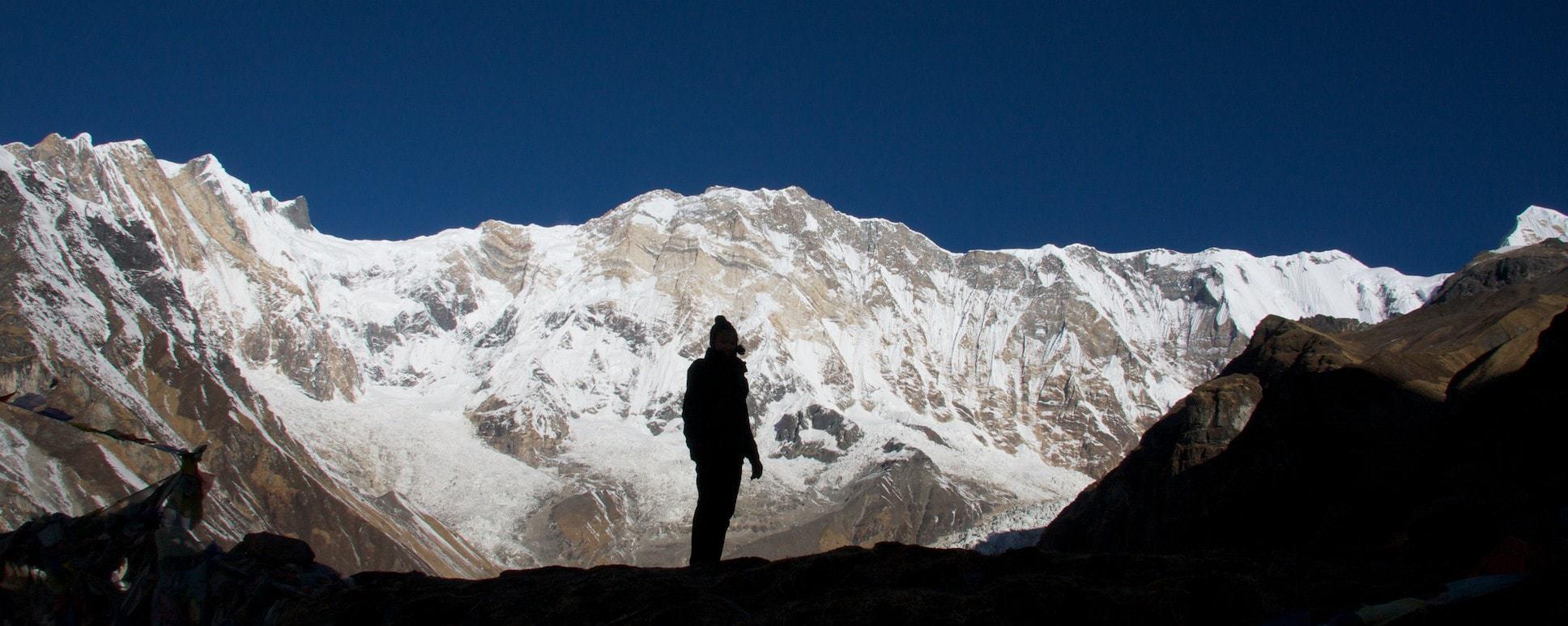 Trekking to Annapurna Base Camp - Our Honeymoon