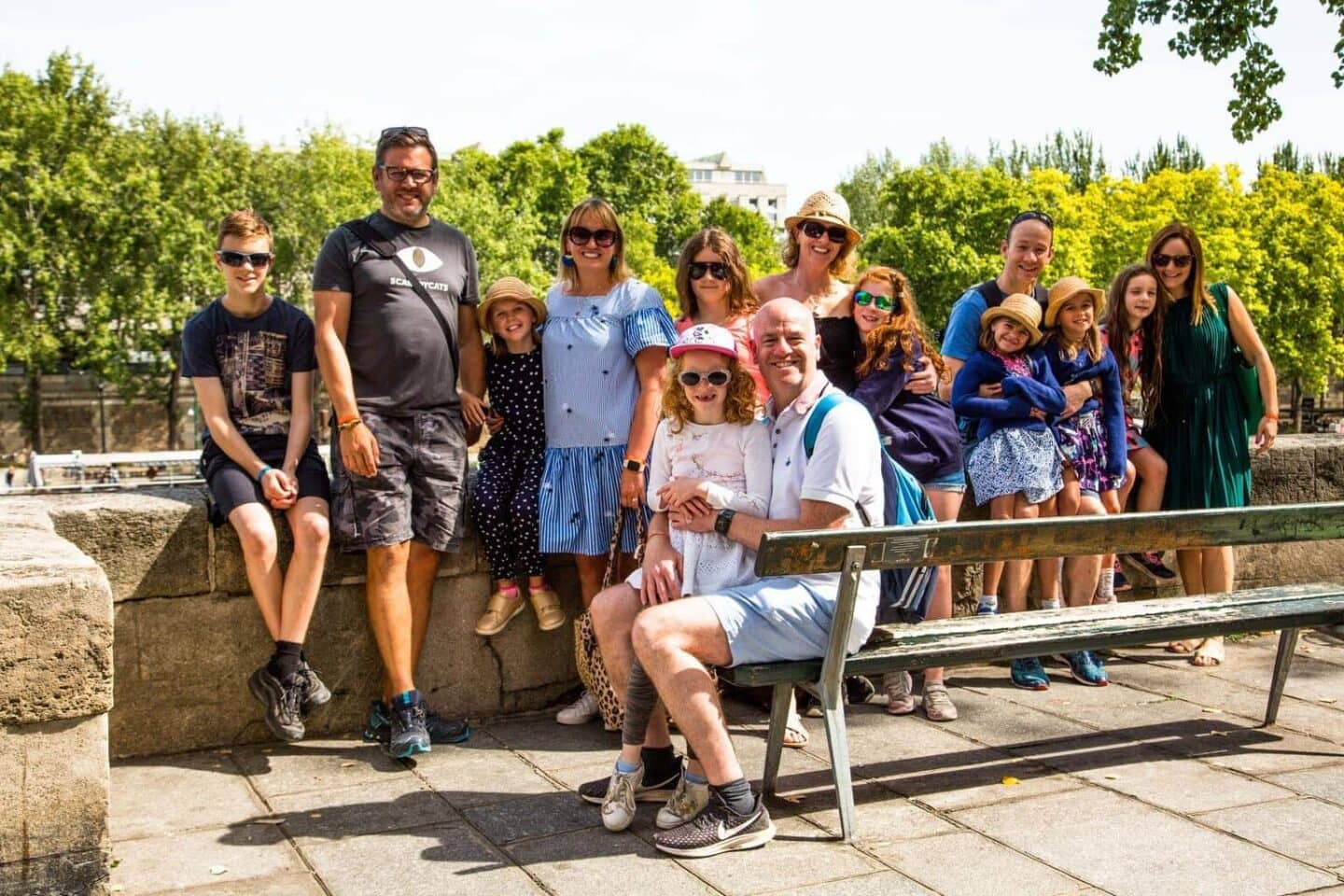 Family Friendly Tour of Paris with Tours by Locals