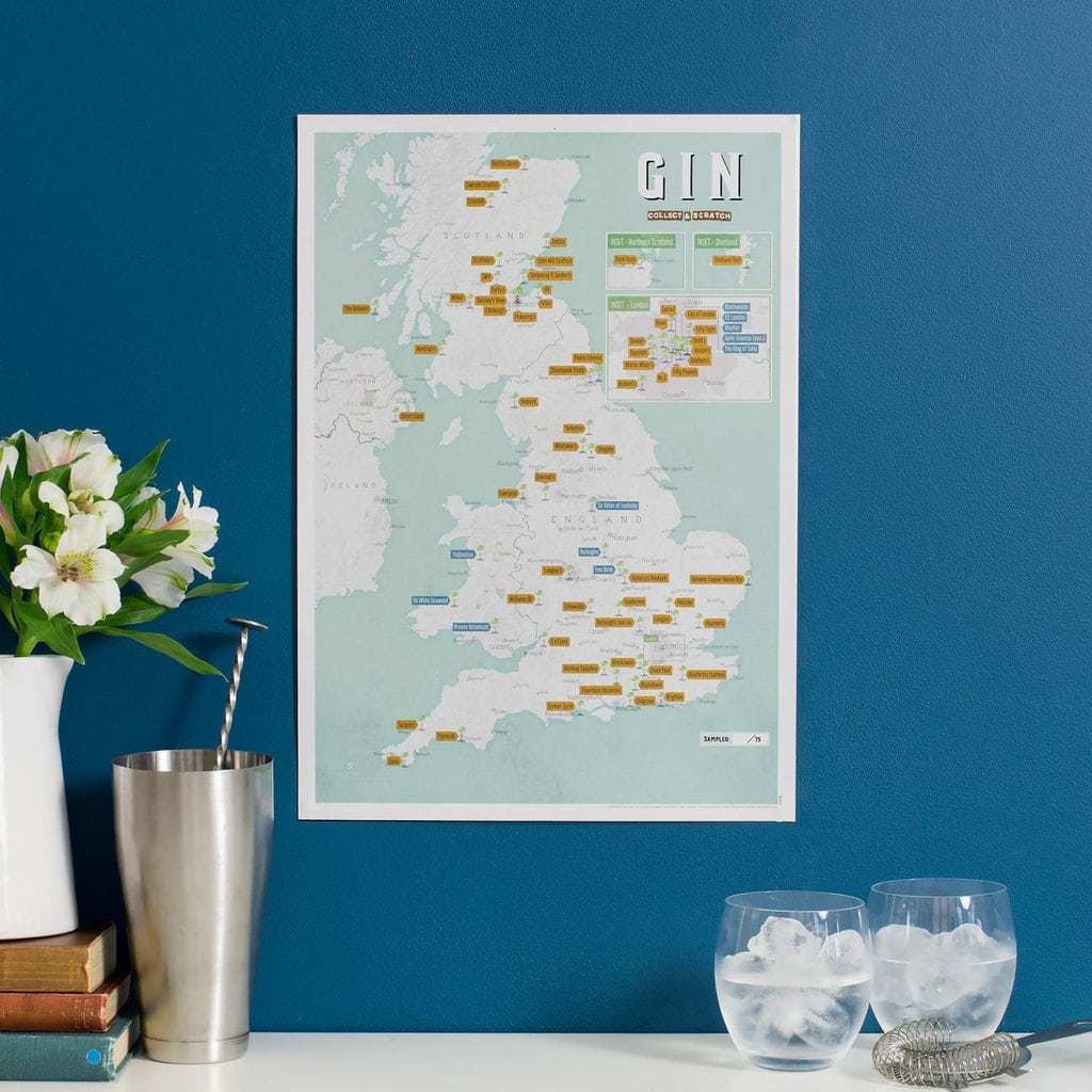 gin lovers map