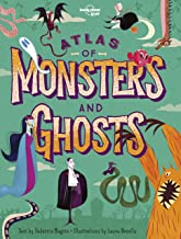 Atlas of Monster and Ghosts by Federica Margin and Laura Brenlla (Lonely Planet)
