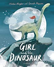 The Girl and the Dinosaur by Hollie Hughes and Sara Massini (Bloomsbury)