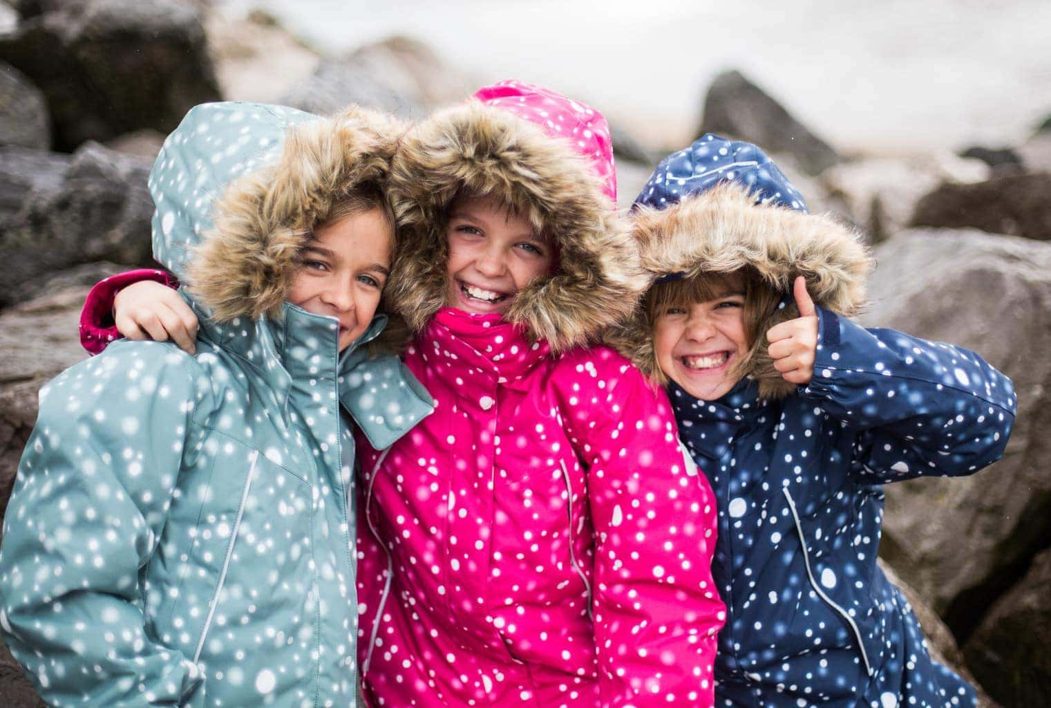 Reflective Winter Coats from Reima