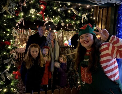 Willow's Activity Farm Santa Spectacular 2019