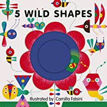 5 Wild Shapes by Camilla Falsini (Words & Pictures)