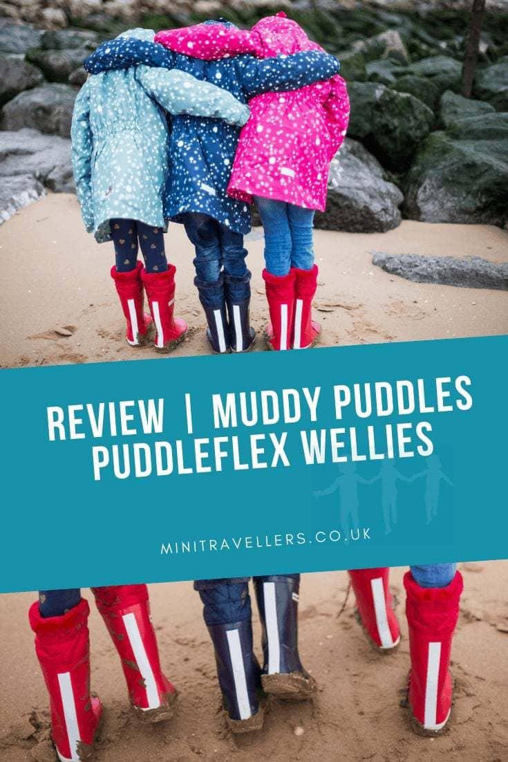 Review | Muddy Puddles Puddleflex Wellies