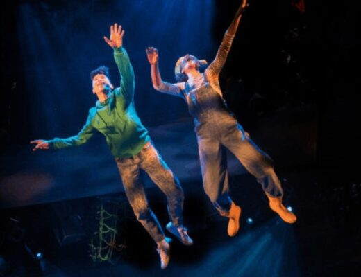 Review | Peter Pan at the Storyhouse Live