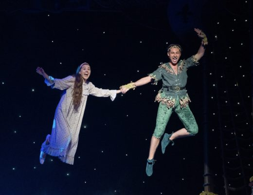 Review: Peter Pan, Pantomime Liverpool Empire 2019