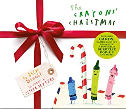 The Crayon's Christmas by Drew Daywalt & Oliver Jeffers (HarperCollins)