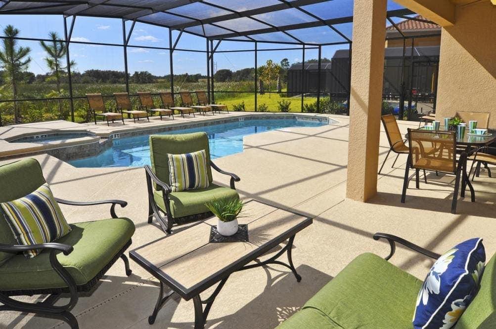 Villa in the Solterra Resort, Orlando - Oliver's Travels