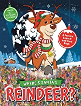 Where's Santa's Reindeer? illustrated by Paul Moran (Buster Books)