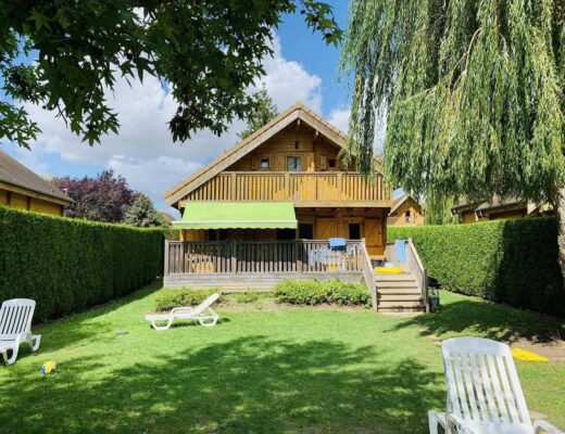 Eurocamp 4 Bed Villa Lodge Review