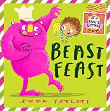 Beast Feast by Emma Yarlett (Walker Books)