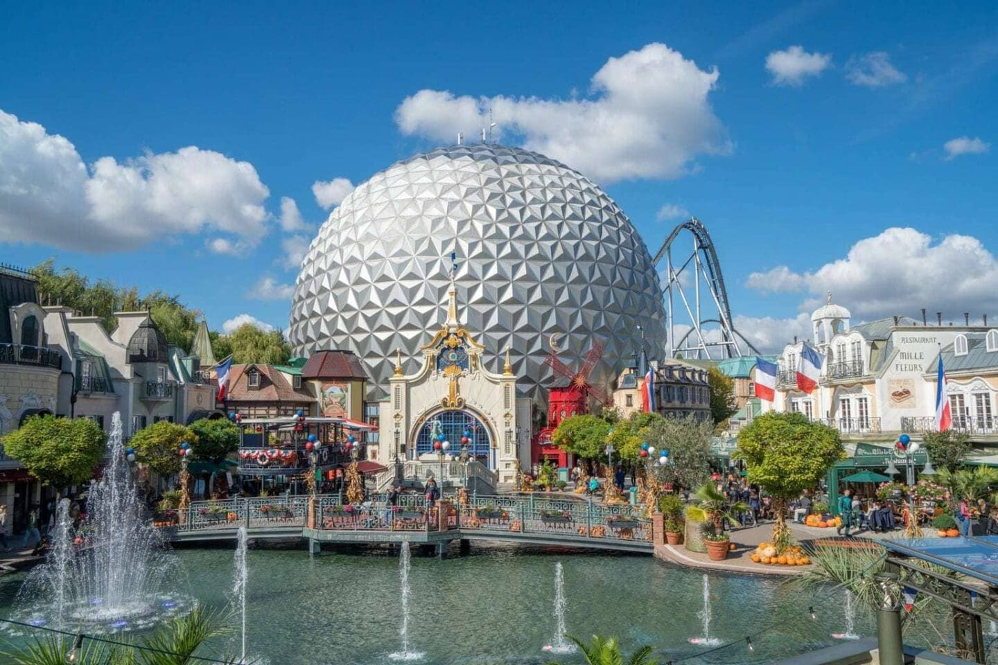 Europa-Park - Theme Park in Germany