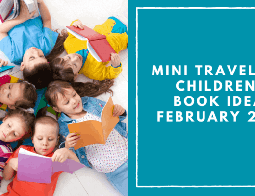 Mini Travellers Children's Book Ideas for December 2019 www.minitravellers.co.uk