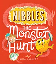 Nibbles: The Monster Hunt by Emma Yarlett (Little Tiger Press)