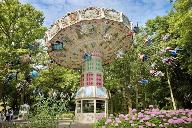 Duinrell - A smaller than Disneyland Paris theme park in the Netherlands