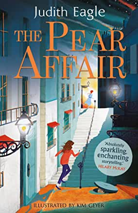 The Pear Affair by Judith Eagle (Faber & Faber)