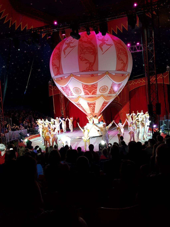 Review of Gandeys Circus - Unbelievable