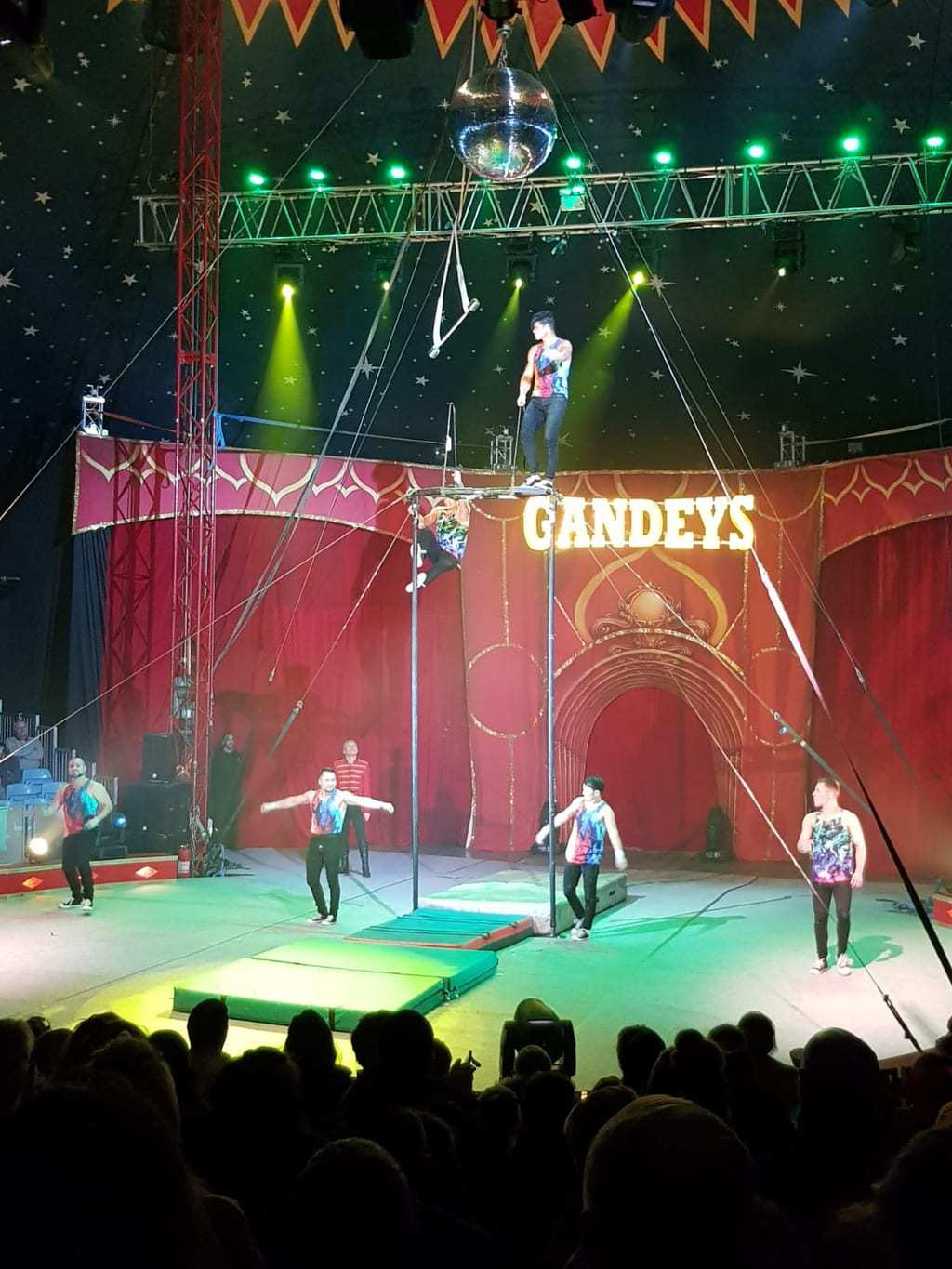Review of Gandeys Circus - Unbelievable