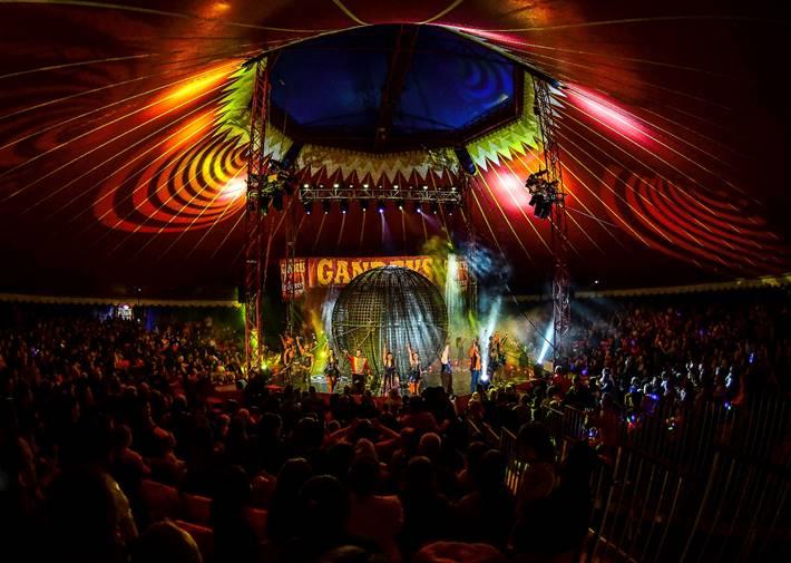 Review of Gandeys Circus – Unbelievable