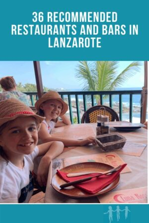 36 Recommended Restaurants and Bars in Lanzarote