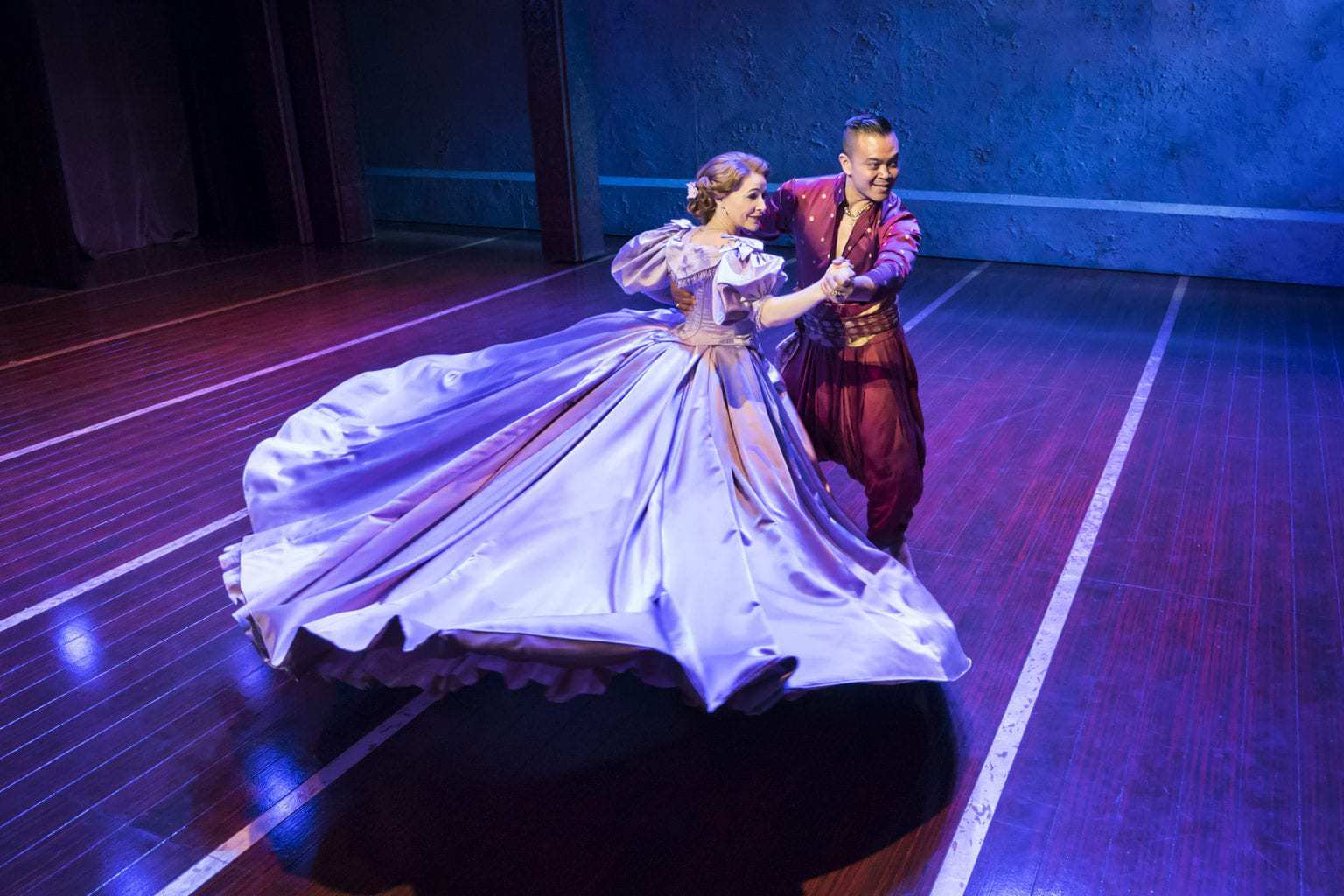 The King and I Theatre Review | Liverpool Empire