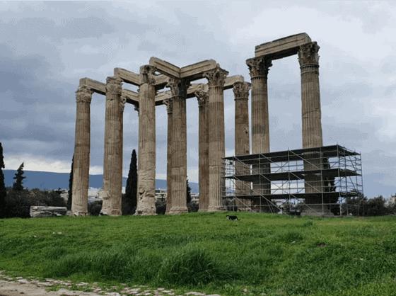 7. Temple of Zeus