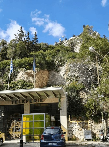 6. Lycabettus Hill