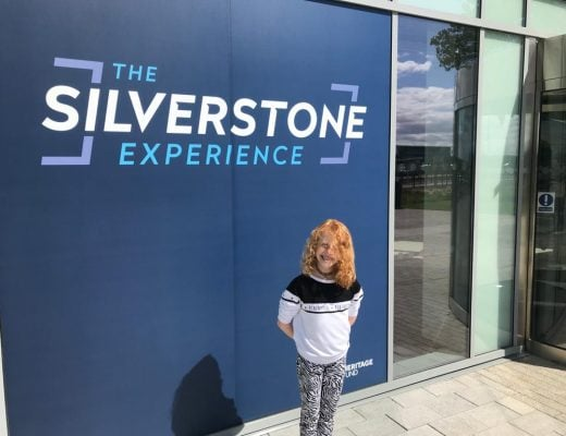 Review of The Silverstone Experience