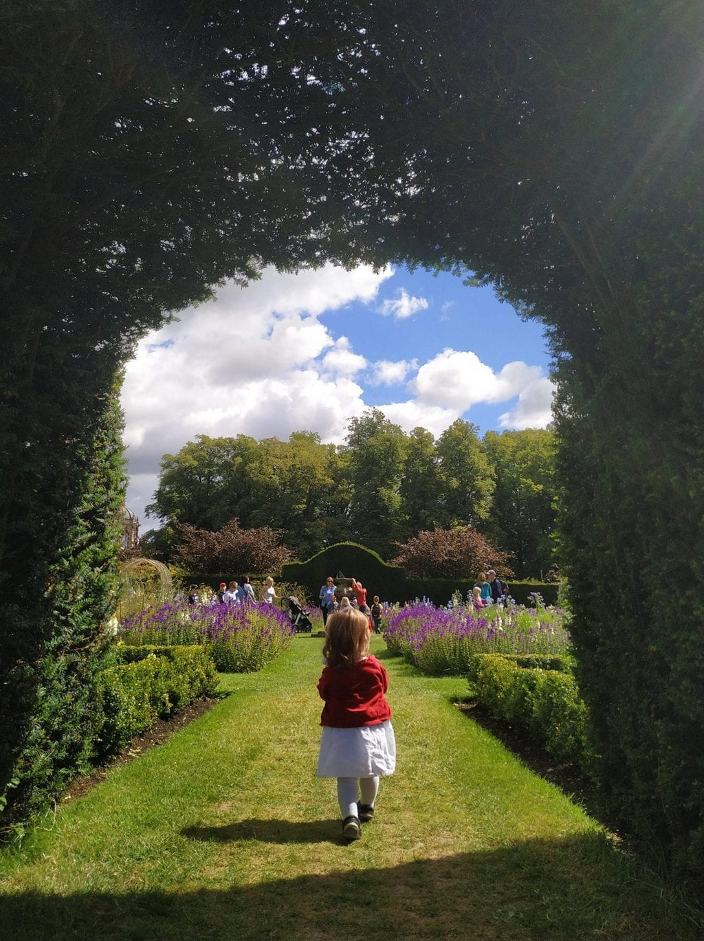 A wonderful family day out to Castle Howard