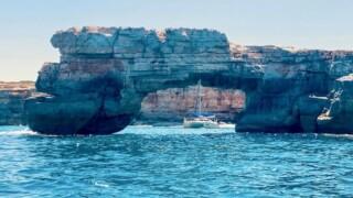 Boat trip from Bali Crete