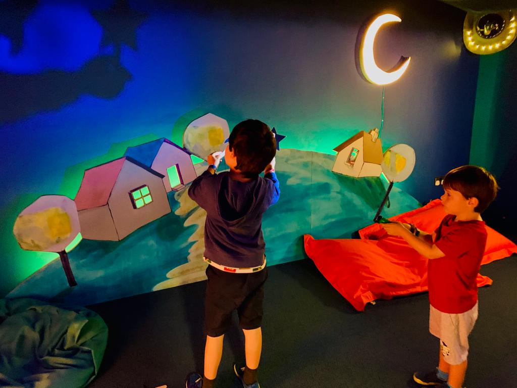 Review   The Story Museum in Oxford