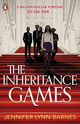The Inheritance Games by Jennifer Lynn Barnes (Penguin Random House Children's)