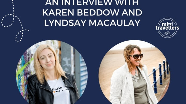 An interview with Karen Beddow and Lyndsay Macaulay