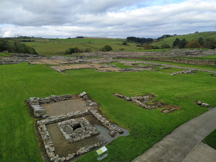 Step back in time to discover the Romans at Vindolanda