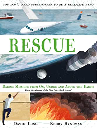 Rescue by David Long (Faber & Faber)