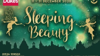 Festive Cheer with Sleeping Beauty at The Dukes