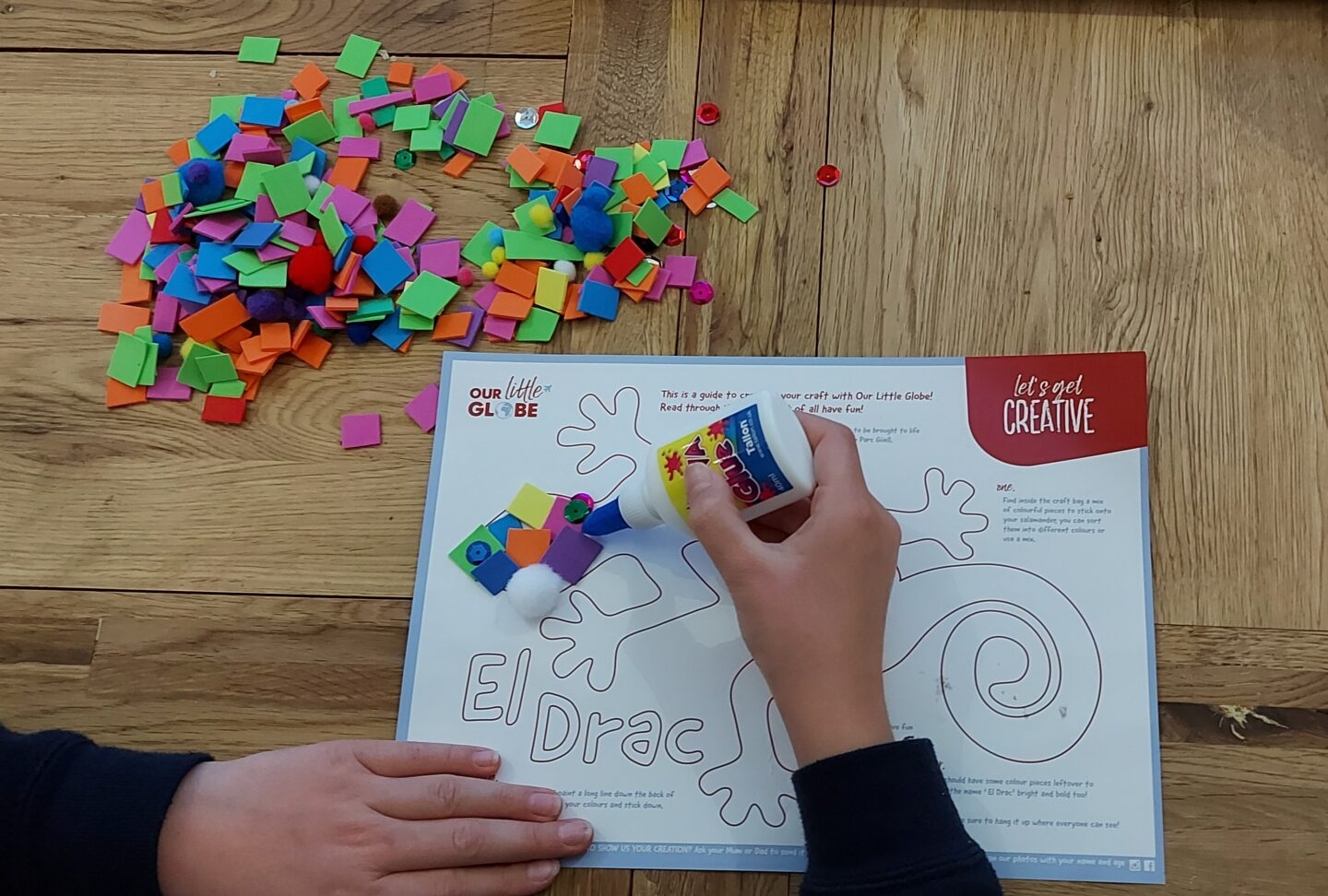 Review | Our Little Globe Subscription Box