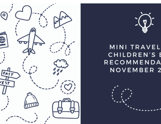 Mini Travellers Children's Book Ideas for October 2020 www.minitravellers.co.uk