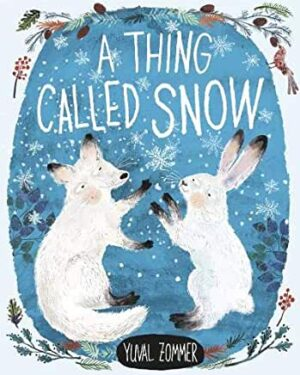 A Thing Called Snow by Yuval Zommer (Oxford University Press)