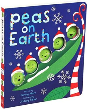 Peas On Earth illustrated by Lindsey Sagar (Little Tiger)