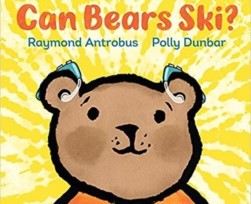 Can Bears ski